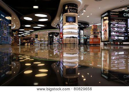 Cosmetics Stores