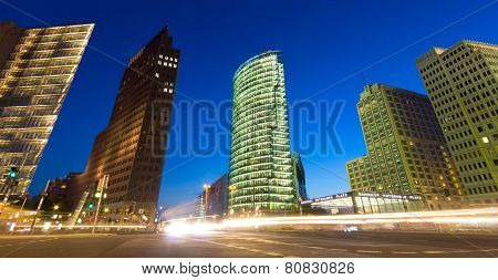 Potsdamer Platz - Berlin