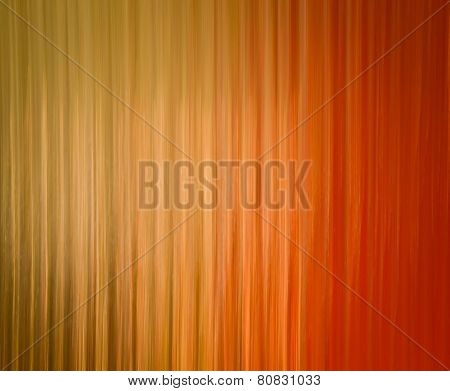 Fiery Abstract Blurred Background