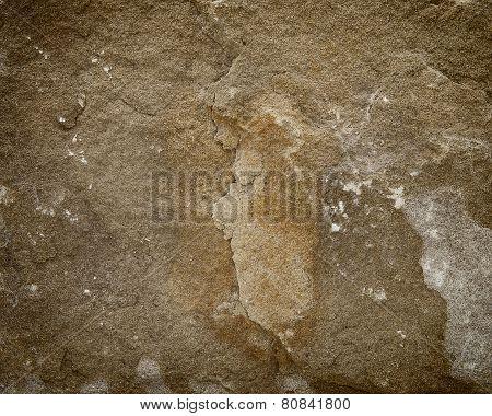 Natural Stone Texture Vignette
