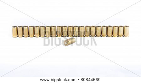 Ammunition Shell 9 Mm.