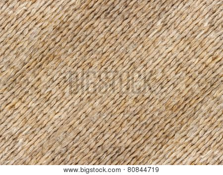 Beige wool textile texture background high definition