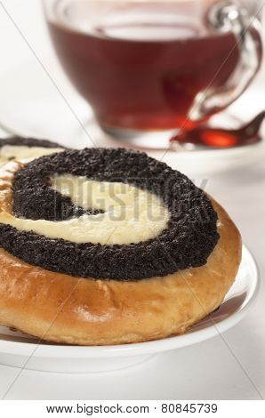 Curd Tarts With Poppy Seeds