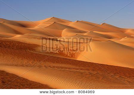 Vazio bairro dunas