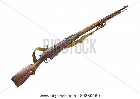 Old Russian Rifle