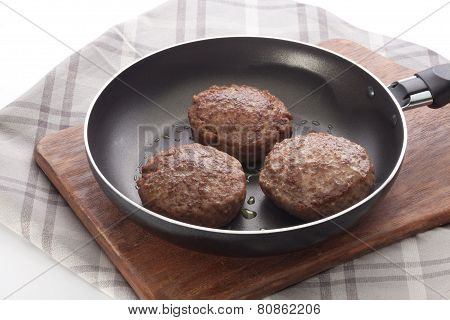 Meat Rissoles