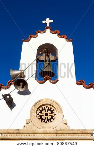 Classical Greek white church