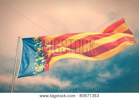 Valencian Community Flag