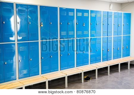 Lockers In The Room