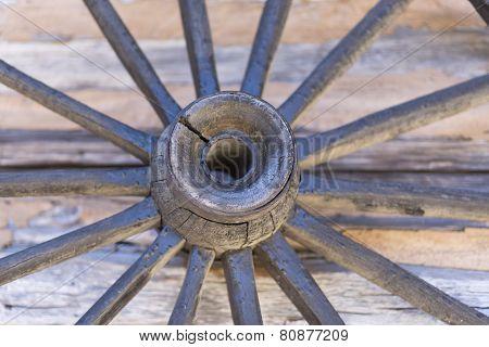 Rustic Wheel