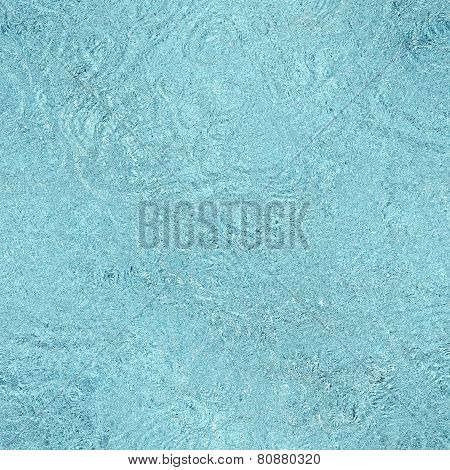 Frozen Ice Seamless and Tileable Background Texture