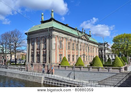 Architecture Of Stockholm