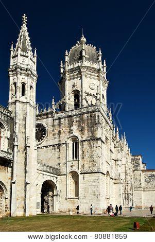 Jeronimos Monastery,Lisbon,Portugal