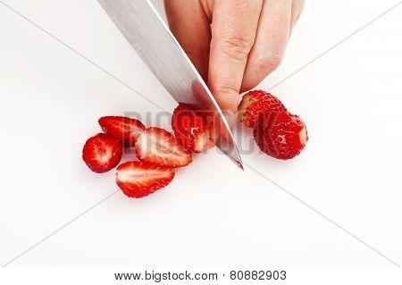 Cutting Food Ingredients
