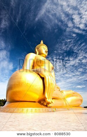 Biggest Buddha of Thailand