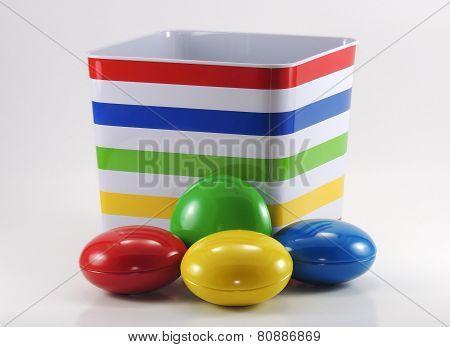 four basic colors