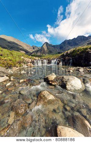 The Fairy pools, Isle of Skye