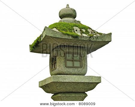 Japanese Stone Lamp