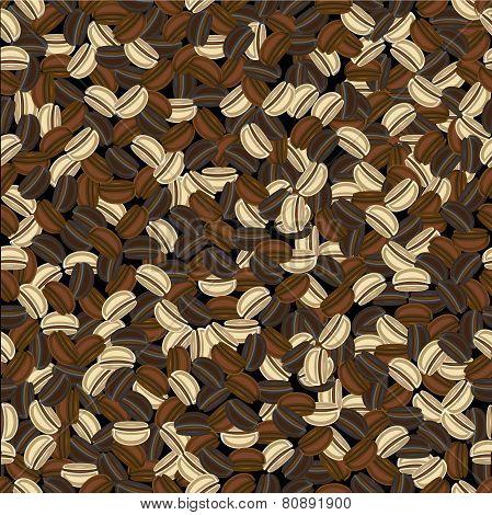 Coffee Pattern Seamless