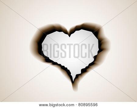 Burned Heart