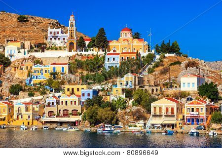 Stunning Greek Island