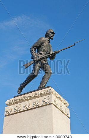 First Minnesota Monument, Gettysburg