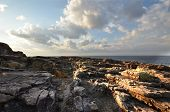 picture of cho-cho  - Landscape Of Senjojiki located in Shirahama Japan - JPG