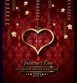 pic of dinner invitation  - Valentine - JPG