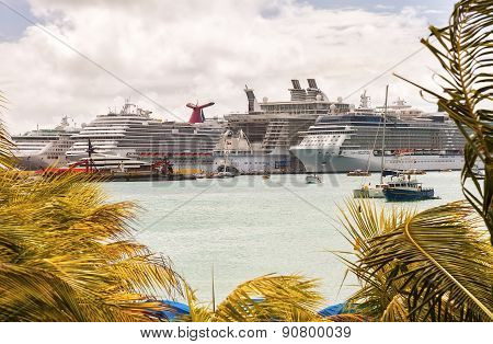 Port Of St. Maarten