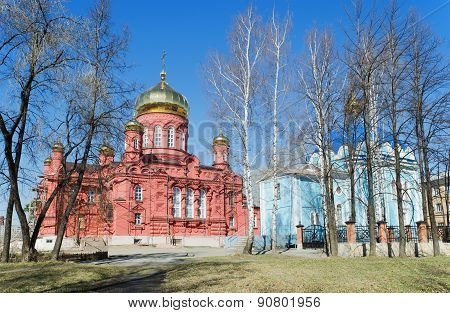 Orthodox Churches