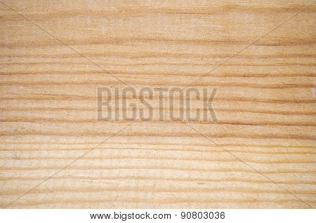 Clean Pine Wood Background.
