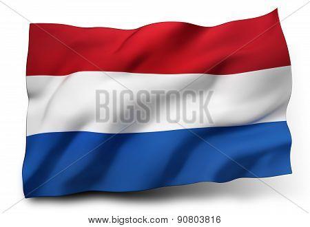 Flag Of Netherlands