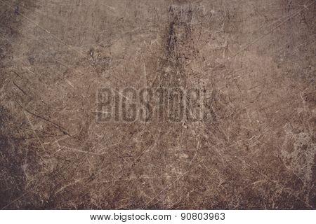 Grunge Texture Toned Image