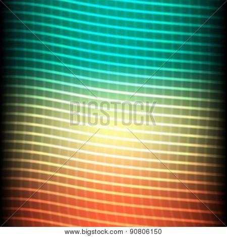 Color Square Background