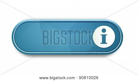 Glossy Info Button