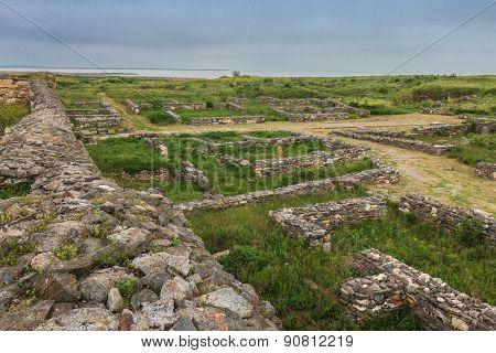 Histria Fortress Ruins