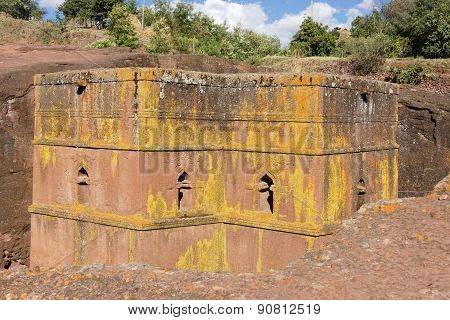 Monolithic Church, Ethiopia, Africa