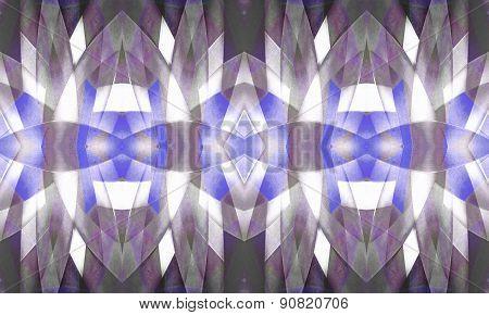 Futuristic Shapes Background