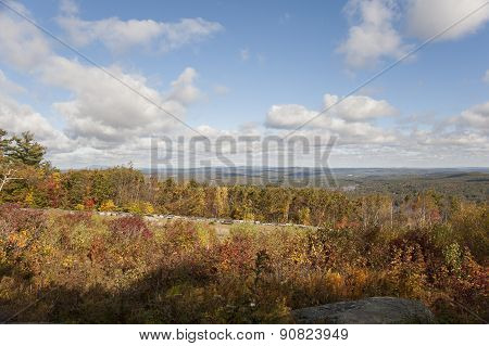 Central Massachusetts Panorama