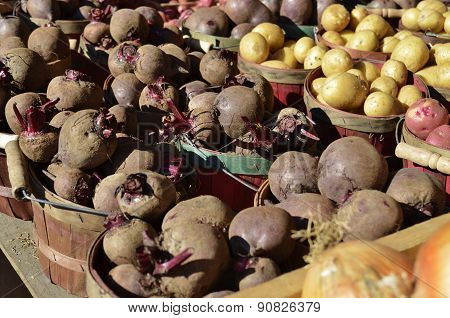 Homegrown Beets for sale