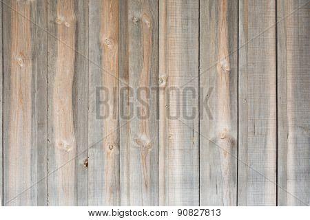 A Natural Dark Brown Wood Wall Texture