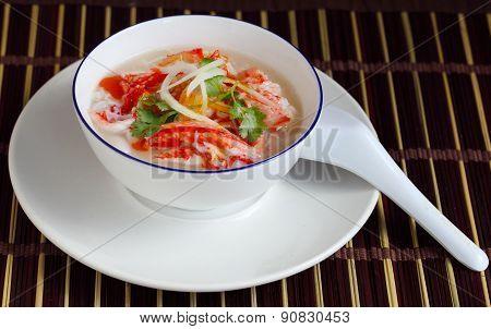 Crabmeat Soup