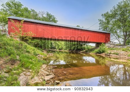 The James Covered Bridge