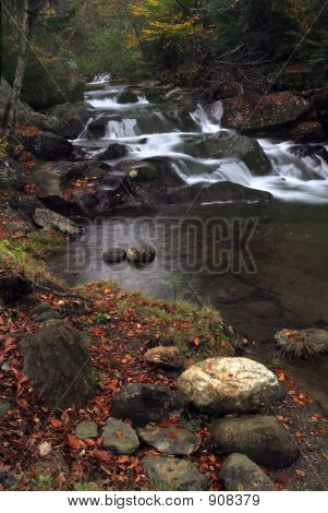 Rock By The Rapids