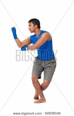 Fighting Stance
