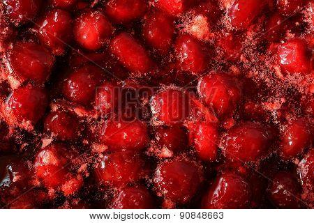 Cornelian Cherries Jam