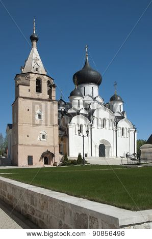 Staritsky Holy Dormition Monastery, Russia