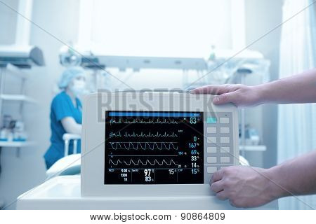 Setting Equipment In The Intensive Care