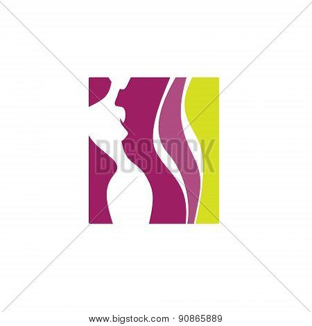 beauty logo template