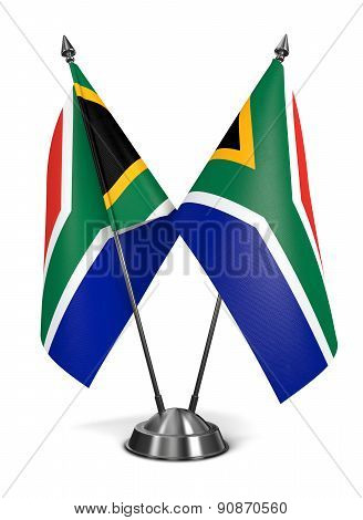 South Africa - Miniature Flags.